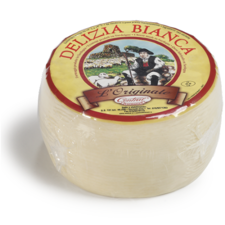 Delizia Bianca cheese