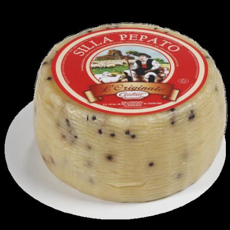 Sila pepato cheese